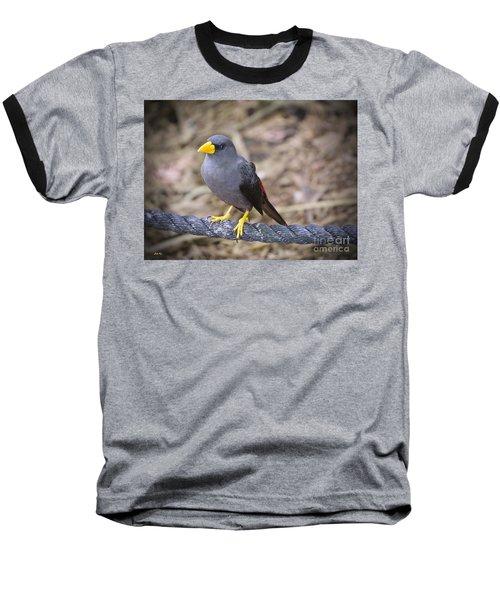 Young Myna Baseball T-Shirt