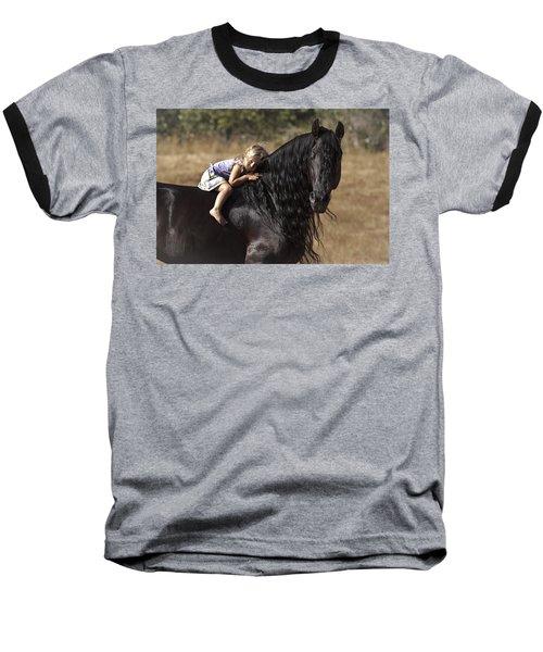Young Rider Baseball T-Shirt