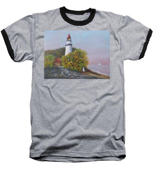Young Sailor Baseball T-Shirt