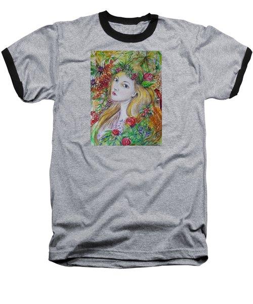 Young Summer  Baseball T-Shirt