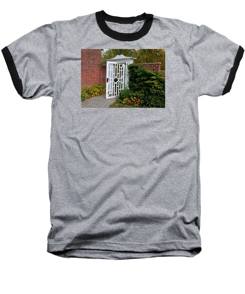Baseball T-Shirt featuring the photograph Your Next Chapter by Michiale Schneider