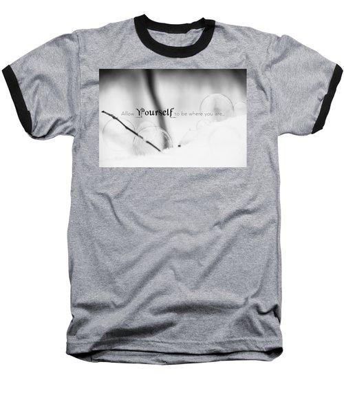 Yourself Baseball T-Shirt