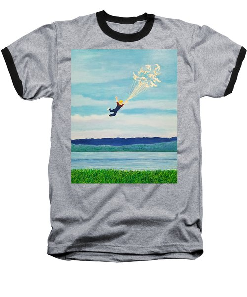 Youth Is Fleeting Baseball T-Shirt