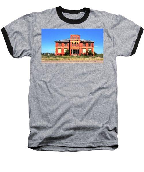 Yoyah School House Baseball T-Shirt