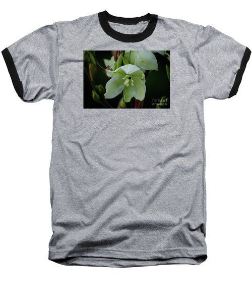 Baseball T-Shirt featuring the photograph Yucca by Randy Bodkins