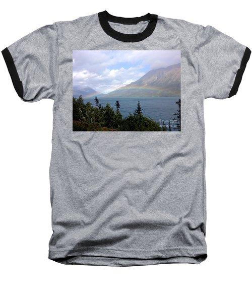 Yukon Rainbow Baseball T-Shirt