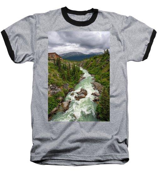 Yukon River Baseball T-Shirt