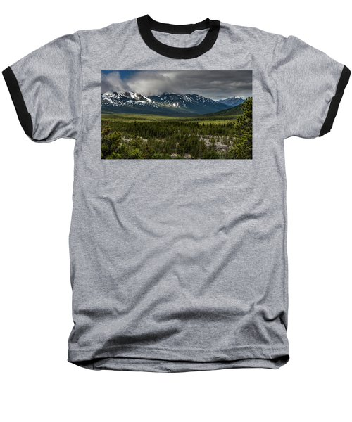 Yukon Wilderness Baseball T-Shirt