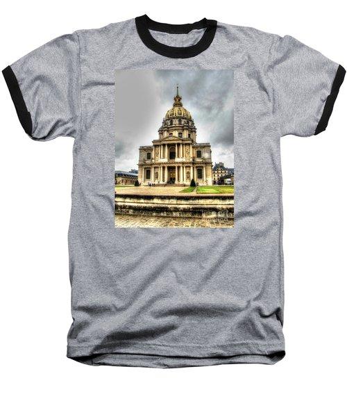 Yury Bashkin Nice Place Baseball T-Shirt by Yury Bashkin