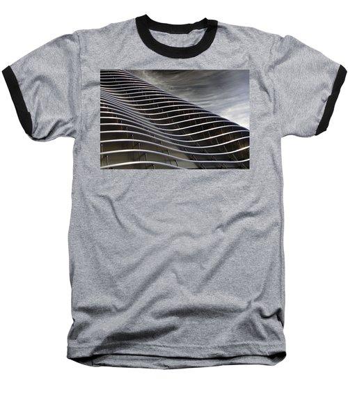 Zahner Facade Baseball T-Shirt