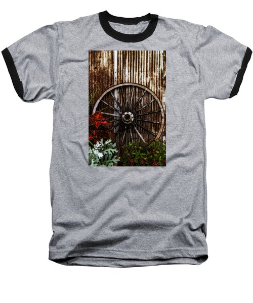 Zahrada Baseball T-Shirt by Greg Collins