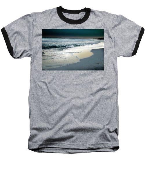 Zamas Beach #13 Baseball T-Shirt