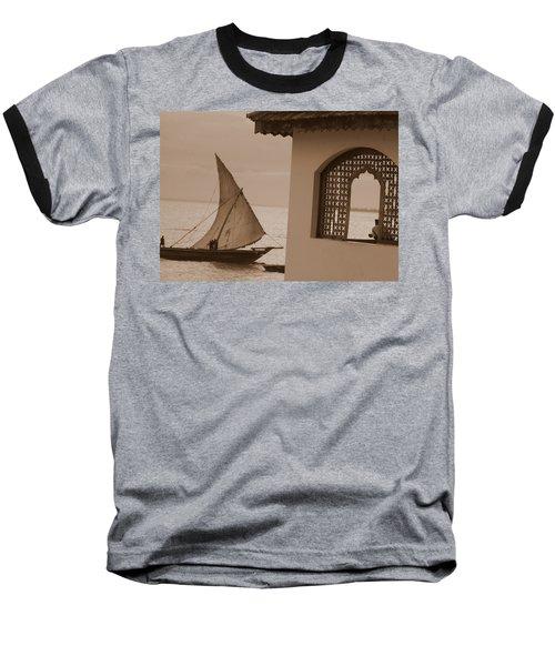 Zanzibar 1 Baseball T-Shirt