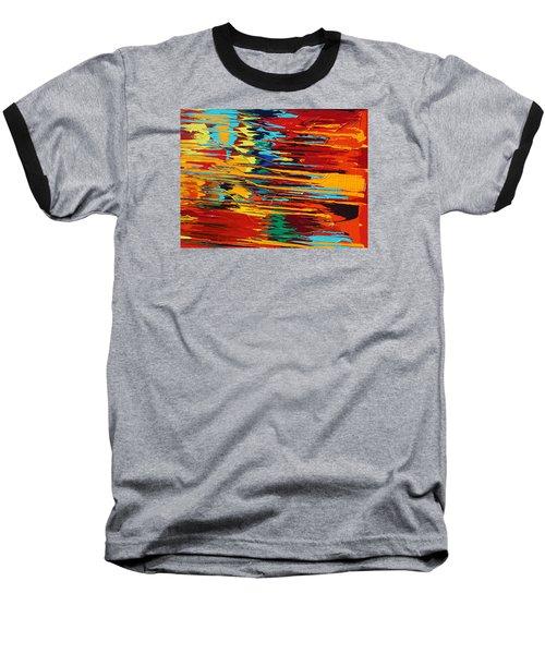 Zap Baseball T-Shirt by Ralph White