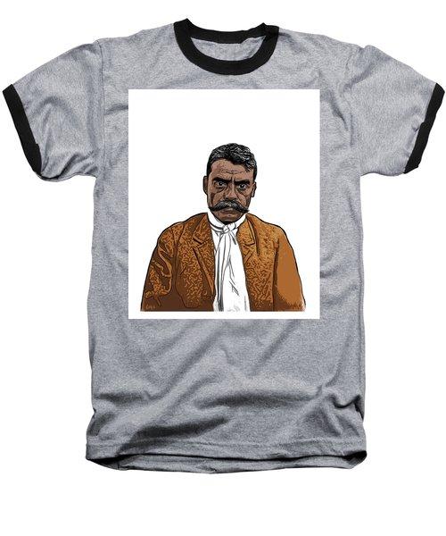 Zapata Baseball T-Shirt by Antonio Romero
