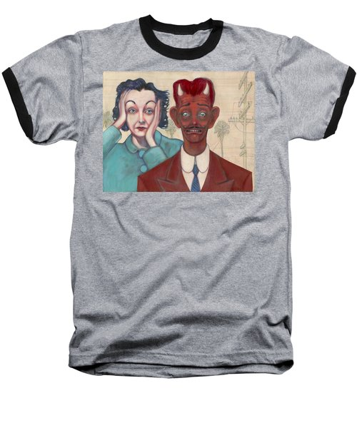 Zasu And Him... Baseball T-Shirt