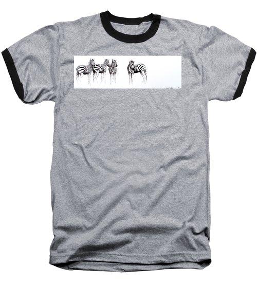 Zebbies Baseball T-Shirt