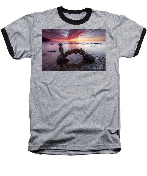 Zen Arch Baseball T-Shirt