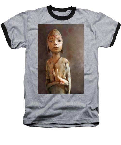 Zen Be With You Baseball T-Shirt