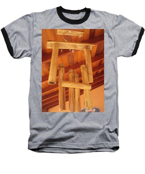 Zen By Myself Baseball T-Shirt by Beto Machado