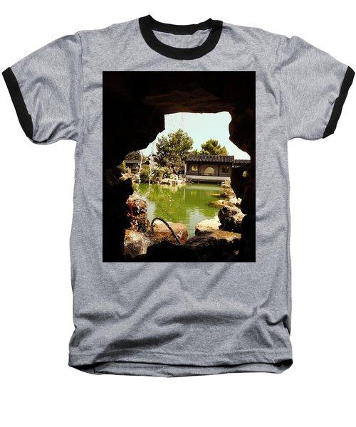 Zen Garden Baseball T-Shirt