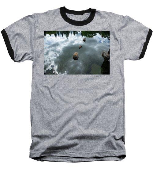 Zen Moment Baseball T-Shirt