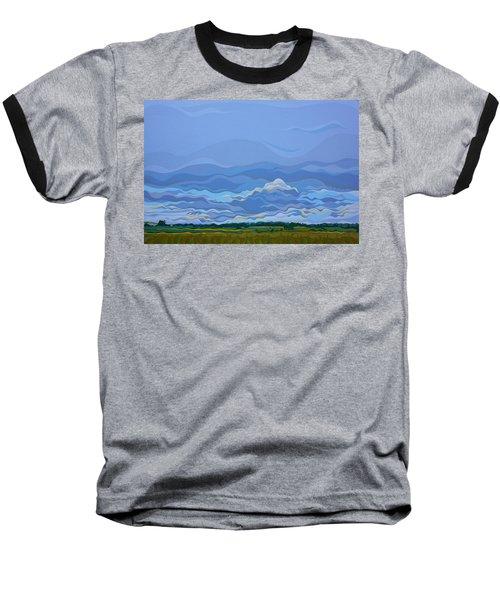 Zen Sky Baseball T-Shirt
