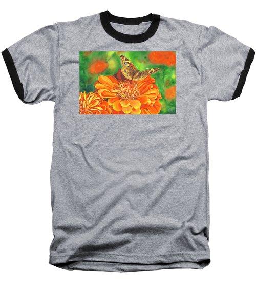 Zinnia Runway Baseball T-Shirt