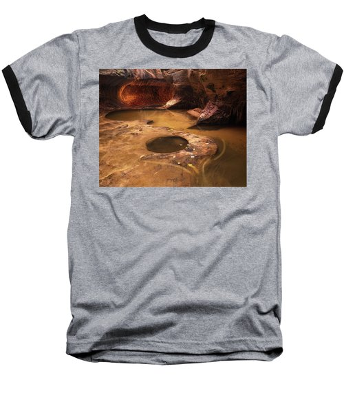 Zion  Baseball T-Shirt by Dustin LeFevre