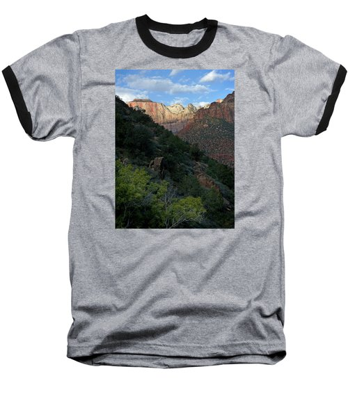 Zion National Park 20 Baseball T-Shirt