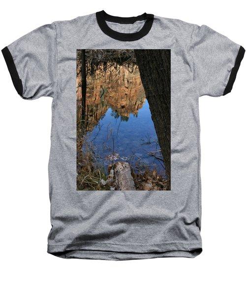 Zion Reflections Baseball T-Shirt