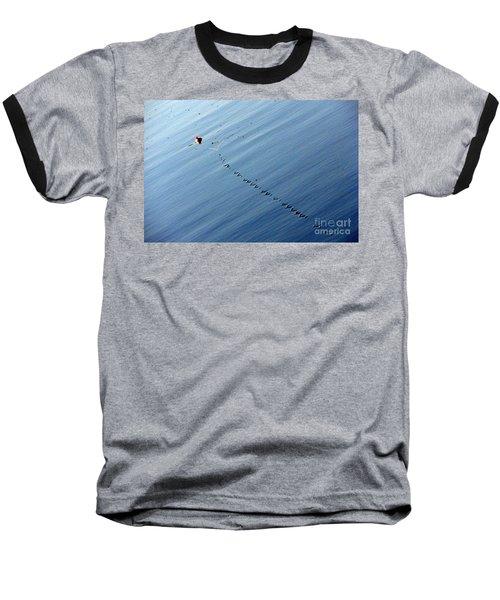 Zip Baseball T-Shirt