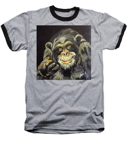 Zippy Baseball T-Shirt by Barbara O'Toole