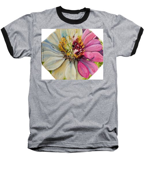 Zippy Zinnia Baseball T-Shirt