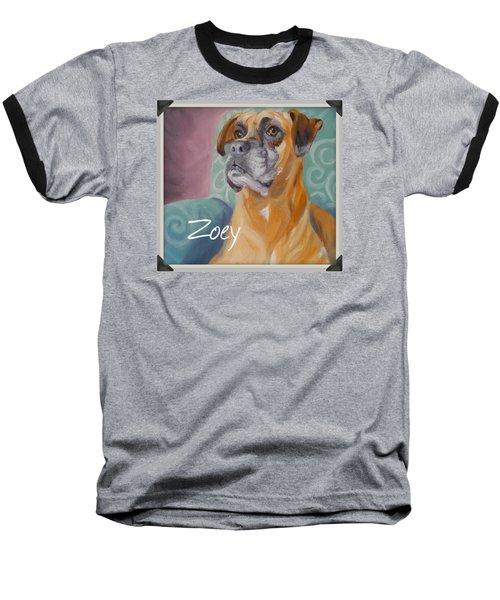 Zoey T Shirt To Order Baseball T-Shirt