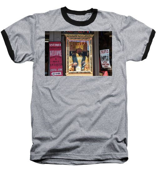 Zoltar Speaks Baseball T-Shirt