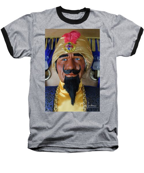 Zoltar The Fotune Teller Baseball T-Shirt