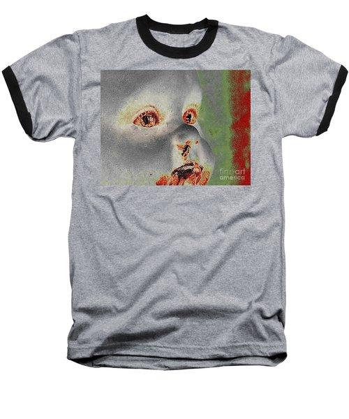 Zombie Baby Four Baseball T-Shirt