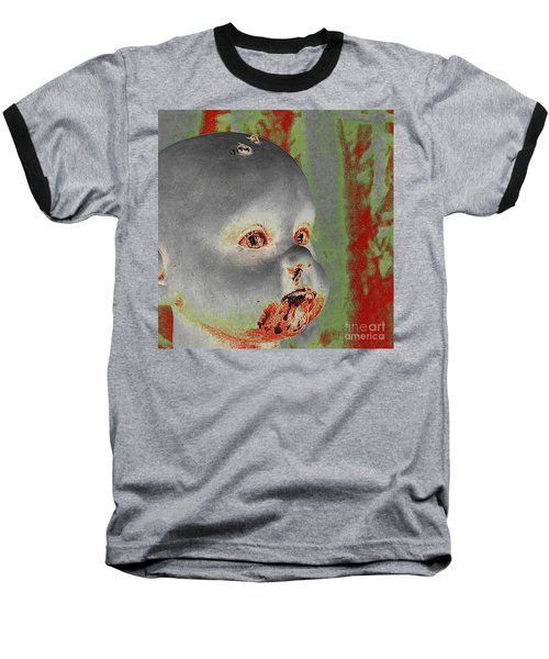 Zombie Baby Two Baseball T-Shirt