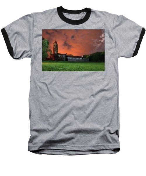 Zrinskis' Castle 2 Baseball T-Shirt