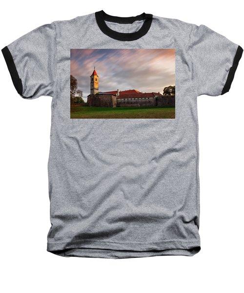 Zrinskis' Castle Baseball T-Shirt