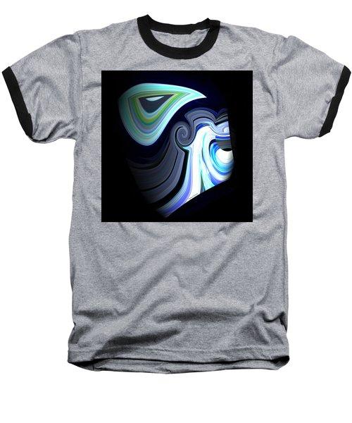 Zues Baseball T-Shirt by Thibault Toussaint