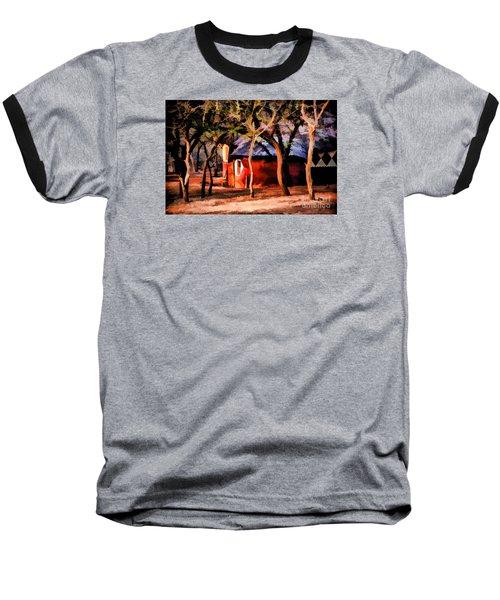 Zulu Sunset Baseball T-Shirt