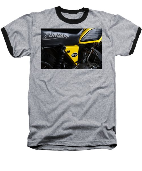 Classic Zundapp Bike Xf-17 Side View Baseball T-Shirt