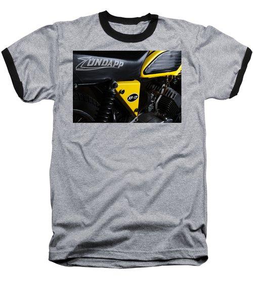 Classic Zundapp Bike Xf-17 Side View Baseball T-Shirt