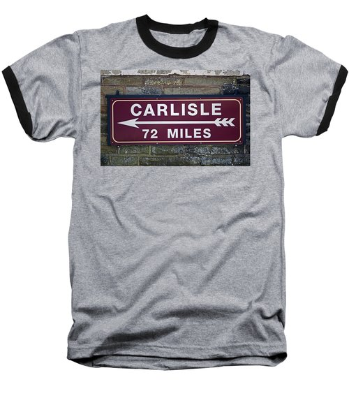 06/06/14 Settle. Period Destination Board. Baseball T-Shirt