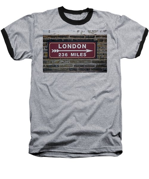 06/06/14 Settle. Station View. Destination Board. Baseball T-Shirt