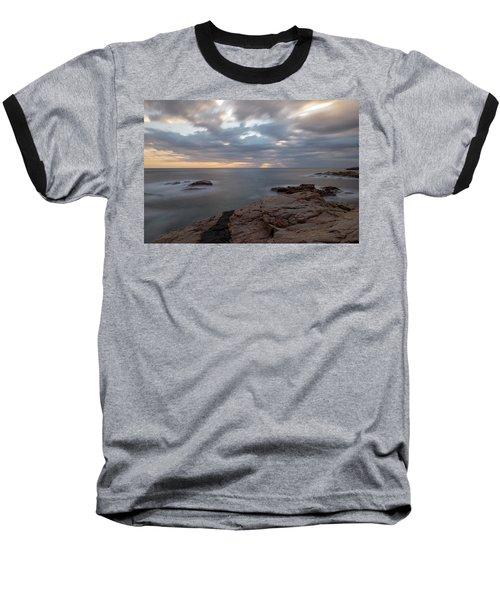 Sunrise On The Costa Brava Baseball T-Shirt