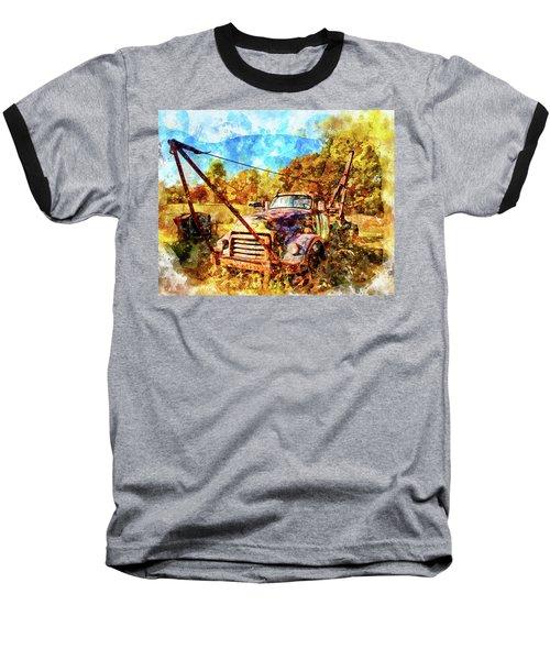 1950 Gmc Truck Baseball T-Shirt