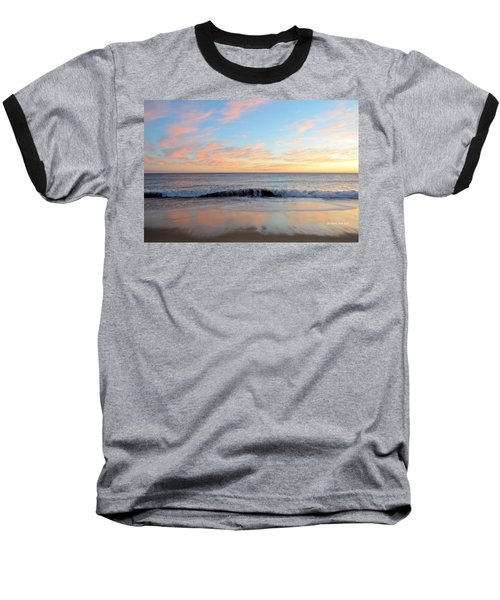 1/6/19 Obx Sunrise Baseball T-Shirt